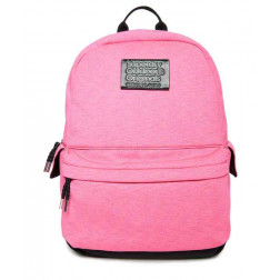 Superdry Stripe Montana Pink Multi Woman Backpack