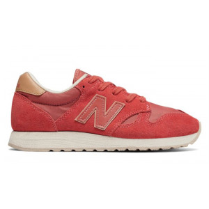 ZAPATILLAS NEW BALANCE 520 LIFESTYLE CORAL MUJER