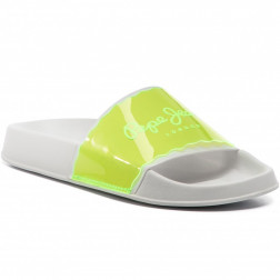 Chancla Pepe Jeans Tinker Pro 73 Neon Yellow Mujer