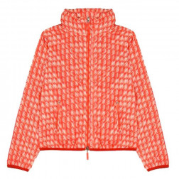 CHAQUETA ARMANI EXCHANGE POPPY RED MUJER