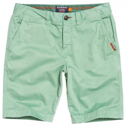 BERMUDAS SUPERDRY INTERNATIONAL GREEN TEA HOMBRE