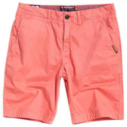 Short Superdry International Slim Pommegrani Hombre