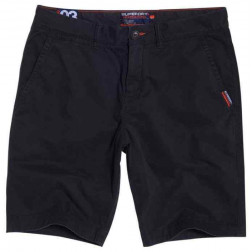 Short Superdry International Slim Midnighti Hombre