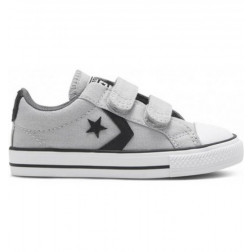 ZAPATILLAS CONVERSE STAR PLAYER ALL STAR GRISES NIÑO/NIÑA