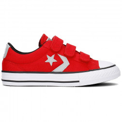 ZAPATILLAS CONVERSE STAR PLAYER ALL STAR ROJAS NIÑO/NIÑA