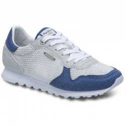 ZAPATILLAS PEPE JEANS VERONA MESH JEANS MUJER