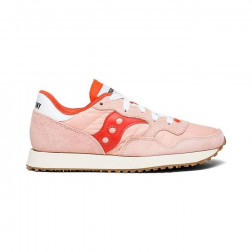 ZAPATILLAS SAUCONY DXN TRAINER VINTAGE ROSA PASTEL MUJER