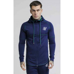 Sudadera Siksilk Zonal Zip Astral Hombre