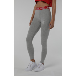 Leggings Sik Silk Elastic Waist