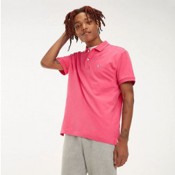 Polo Tommy Hilfiger Classic Solid Fuchsia Hombre